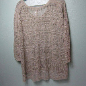 Free People Sweaters - Free People Open Knit Sweater